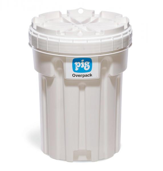 Sicherheitsfässer weiß 115 Liter, PAK709, mit UN-Zulassung