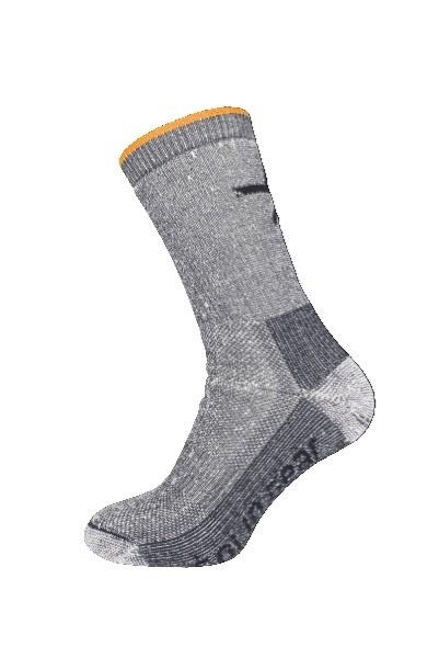 Solid Gear SG30002 Heavy Thermo Winter Socken grau