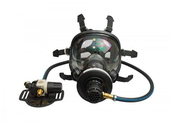 CleanAIR Druckluftsystem Pressure for Mask, inkl. P3-Filter und Gürtel