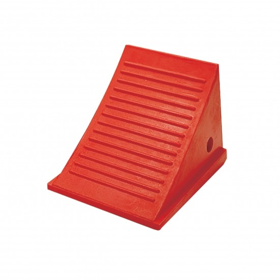 Checkers Urethane Chocks Unterlegkeil UC1500-6, orange, 29 x 23 x 21 cm