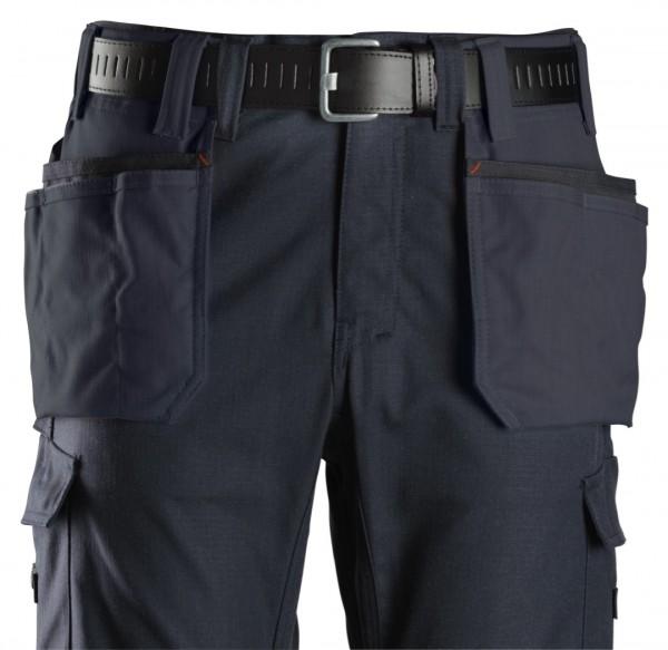 Snickers Workwear 9797 ProtecWork Holstertaschen zum tragen an einem Gürtel