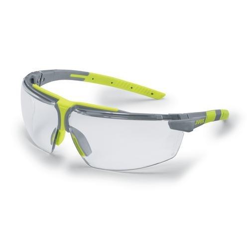 uvex Korrektionsschutzbrille i-3 add 1,0 dpt, 6108210, kratzfest, beschlagfrei