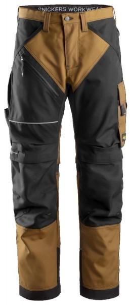 Snickers Workwear 6303 RuffWork, Arbeitshose ohne Holstertaschen