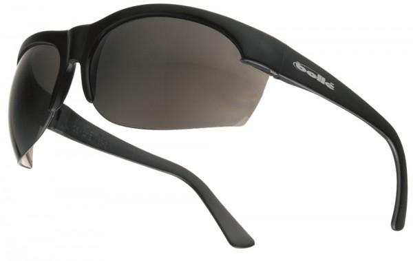 bolle Schutzbrille SUPER NYLSUN - SNPG, graues PC, auswechselbare Gläser, Nylonrahmen