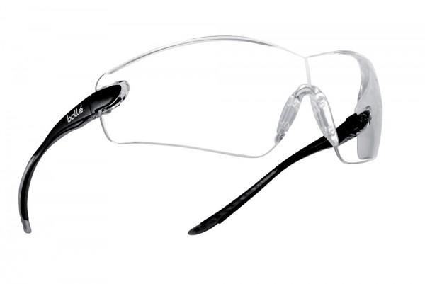 bolle Schutzbrille COBRA - COBPSI mit Panorama-Sichtfeld, Komfortbügel, PLATINUM