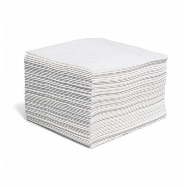 Light-Duty Wischtücher für Lösungsmittel, 30 x 33 cm, 1000 Wischtücher im Karton