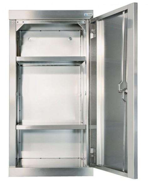 STM-CabinOX Hänge-Aufbewahrungsschrank, 900 x 450 x 400 mm, Edelstahl