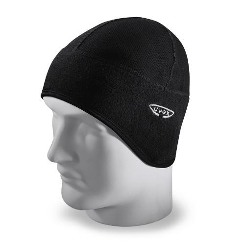 uvex Wintermütze, schwarz, zum Tragen unter dem Helm