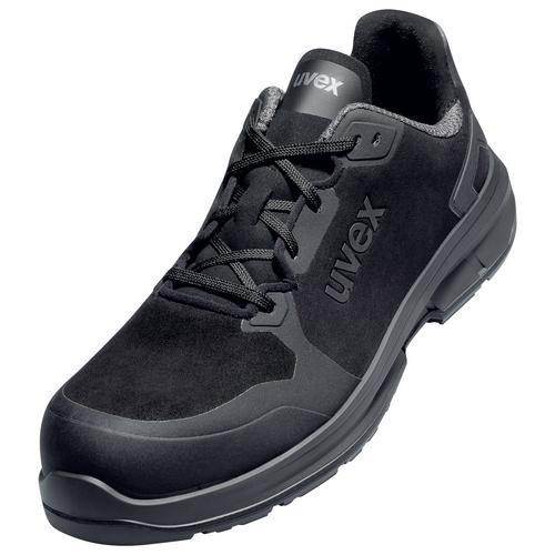 Sicherheitsschuhe uvex 1 sport Halbschuhe 6592 S3 SRC, schwarz