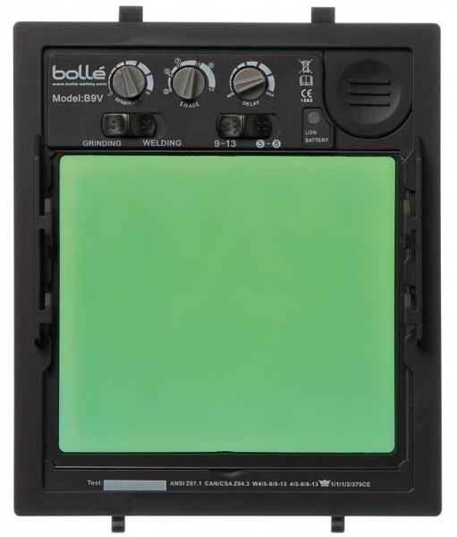 bolle Schweißfilter FLASH - B9V Elektrooptischer Filter für FLASH Schweißhelme