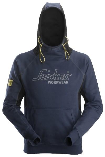 Snickers Workwear 2815 Kapuzensweatshirt mit Logo und Kängurutasche