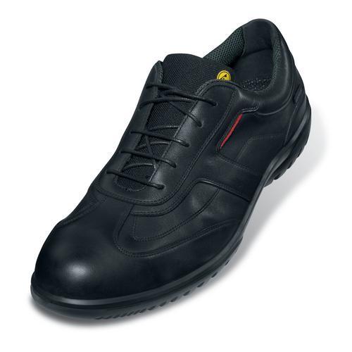 Sicherheitsschuhe uvex business casual Halbschuhe 9510 S1 SRC, schwarz