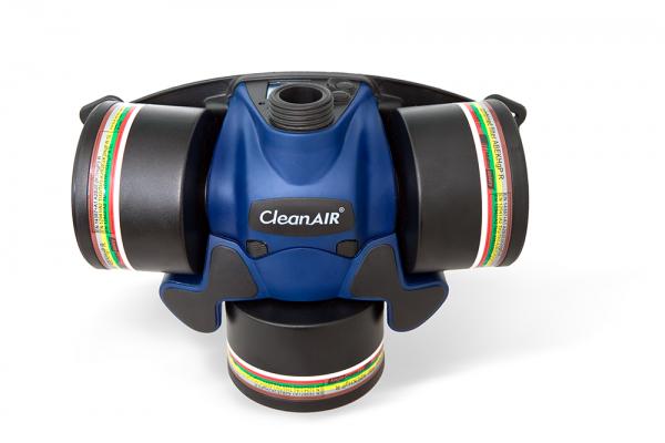 CleanAir Chemical 3F Atemschutz-Gebläsesystem Komplettsätze