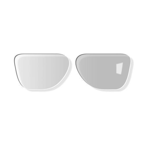uvex Ersatzscheibe 9182055 futura s, farblos/UV 2-1,2