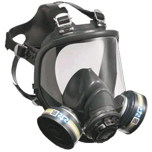 STS Vollmaske CX01 zum Atemschutz