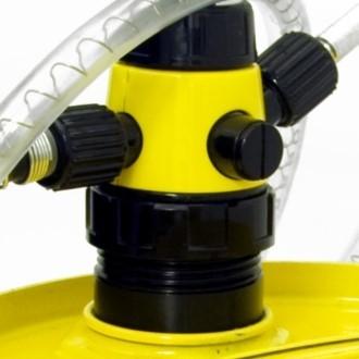Oil Safe Pumpen-Adapter für 20L Behälter/Fass (BSP)