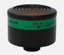 CleanAIR Gasfilter K2