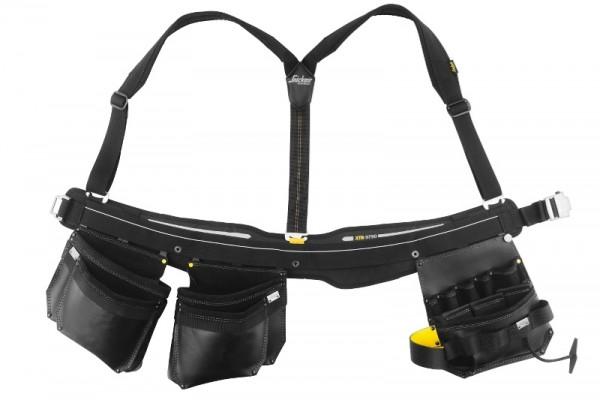 Snickers Workwear 9780 XTR Elektriker Werkzeuggürtel schwarz