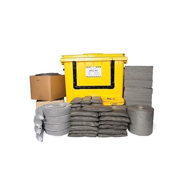 Essentials Universal-Notfallkit - Rollcontainer mit Klapptür, MSKWB1000