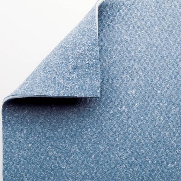 BLUE Saugmatten Heavy, blau, 38 x 48 cm, 50 Matten im Ausgabekarton