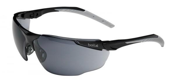 bolle Schutzbrille UNIVERSAL - UNIPSF mit PC Rahmen und Rauchglas PC für den Außenbereich