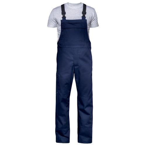 uvex Schutzbekleidung banox pro Latzhose 3683 dunkelblau