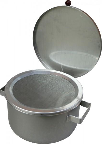 Rötzmeier Tränkbehälter 4 Liter Typ TB4, Edelstahl