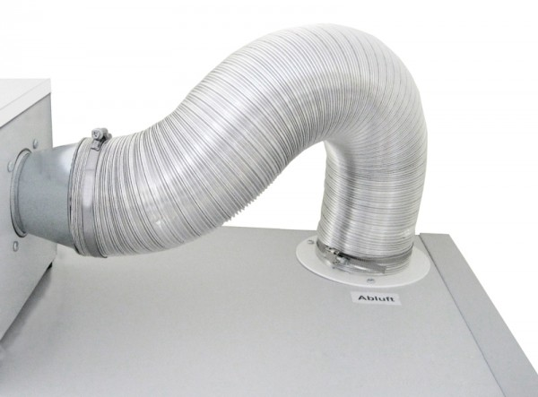 Priorit Anschlussadapter-Set PA-ADAP-75-100 für Umluftaufsatz EBEL:VENT-EN-U