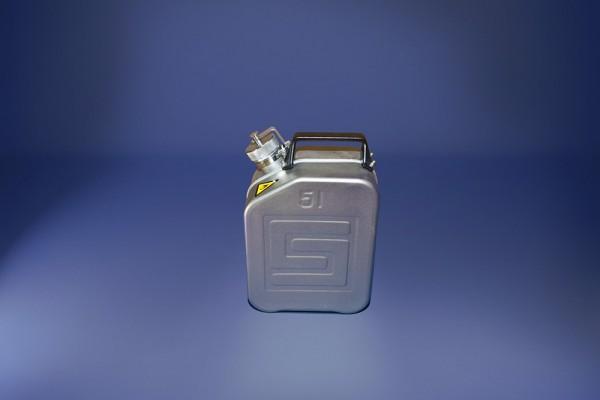 Original Salzkotten Sicherheits-Kanister Typ 320, 5 Liter mit Schraubkappe, Überdruckventil