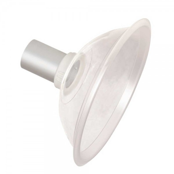 Fumex Kuppelhaube MEK 351-100P/A Ø 350 mm, für Absaugarme ME Ø 100 mm