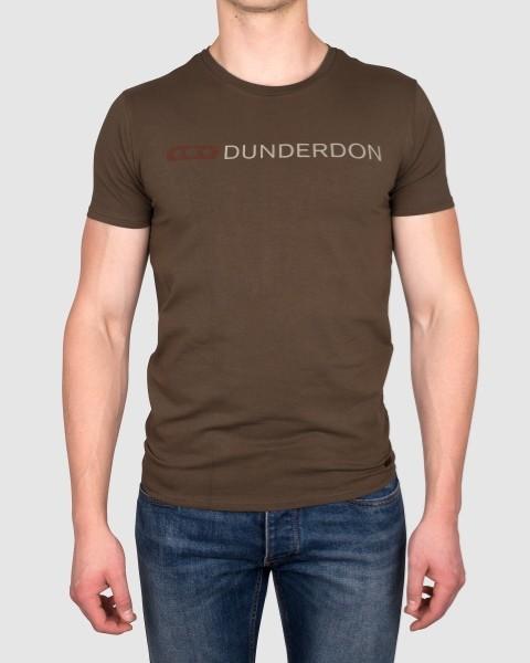 Dunderdon Berufsbekleidung Original Line T4 T-Shirt mit Logo, 2-er Pack
