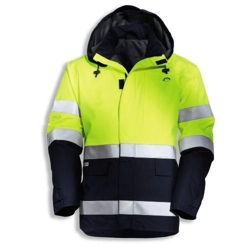 uvex Schutzbekleidung protection perfect multi function Warn-Flammschutzparka Modell 836