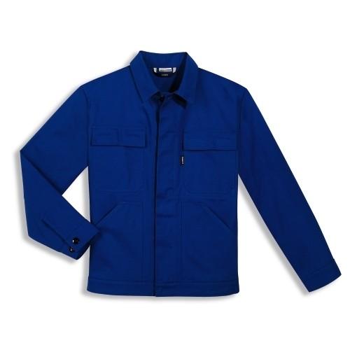uvex Berufsbekleidung plus Herren-Bundjacke kornblau Modell 8832
