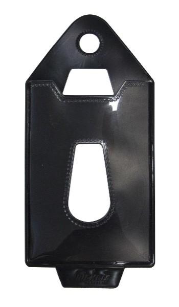 Snickers Workwear 9766 Ausweishalter mit Clip-Befestigung, schwarz