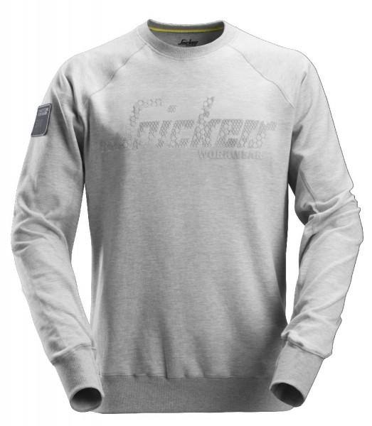 Snickers Workwear 2882 Logo Sweatshirt mit Rundhals