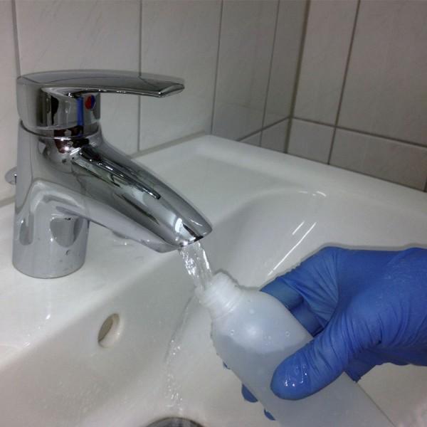 Brunnenanalyse Mikrobiologisch