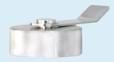 Schraubkappe mit Haltebügel für asecos Edelstahlkanne 1 Liter