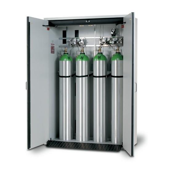 Gasflaschenschrank G30.205.140, 30 Minuten, für 4 Gasflaschen je 50 Liter, G-CLASSIC-30