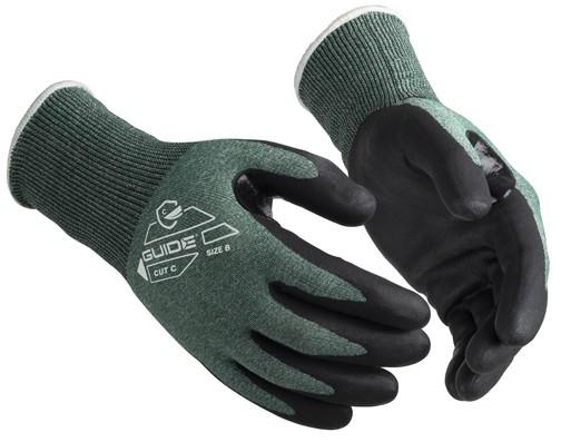 Schnittschutz-Handschuhe Guide 330, 12 Paar
