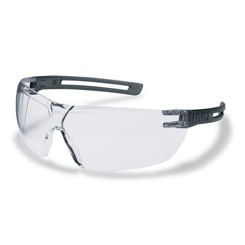 uvex Schutzbrille x-fit, 9199085, PC farblos, chemikalienbeständig