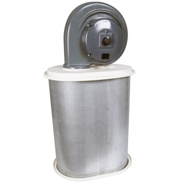 Fumex Mobliler Filter mit Ventilator LF 100G/115 mit Aktivkohle-Filter, 115 V, US-Stecker