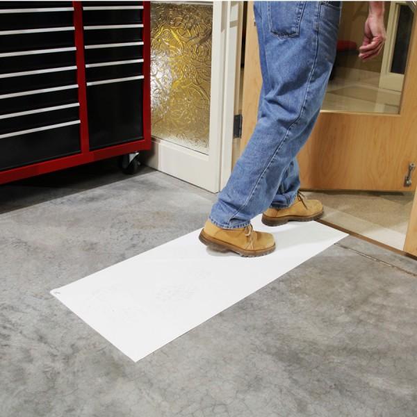 Sticky Steps-Matte 46 x 114 cm, MAT565, 4x 30 Einwegmatten
