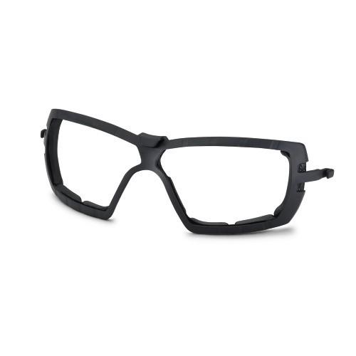 uvex Zusatzrahmen 9192002 schwarz für Schutzbrille pheos s