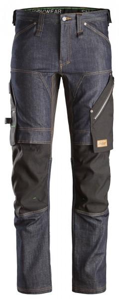 Snickers 6956 FlexiWork Jeans-Arbeitshose+