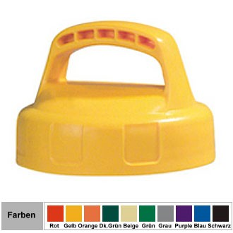 Oil Safe Lagerungsdeckel aus HDPE für Oil Safe Behälter
