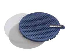 CleanAIR Schutzset - 2x Vorfilter, 2x Funkenschutz, 2x Abdeckung