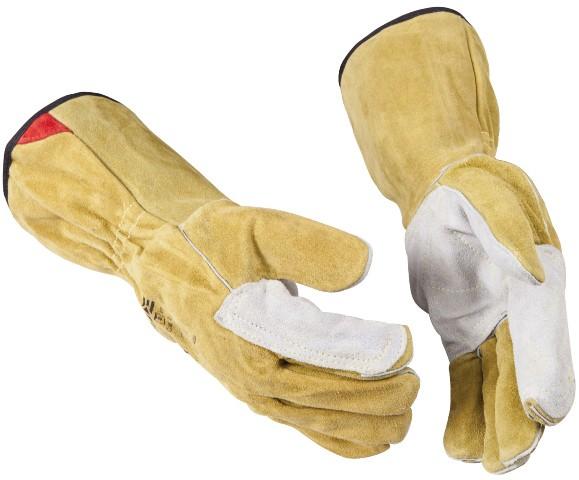 Schwere Schweißer-Schutzhandschuhe 480 Guide Gr. 10, 2x linker Handschuh