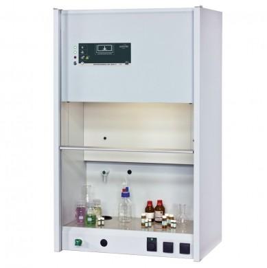 Apothekenarbeitsplatz Modell APA.145.090 mit lufttechnischer Prüfung nach DIN 12924