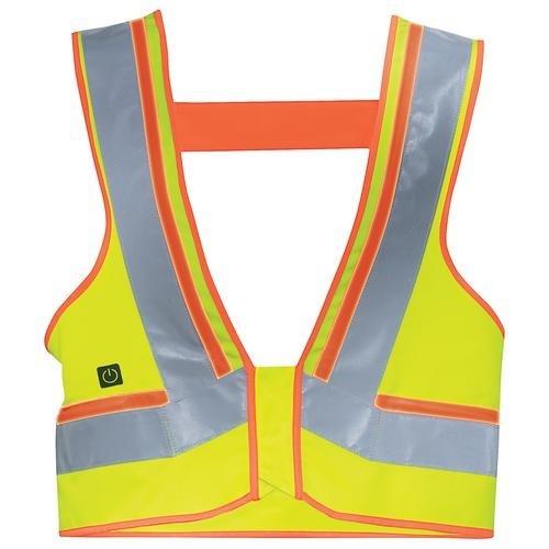 uvex Schutzbekleidung protection flash Warnweste 4 LL 7973 warngelb
