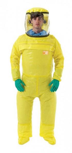 """CleanAIR Chemical 2F mit aktiviertem """"Bekleidungs""""-Profil, einschließlich Zubehör"""